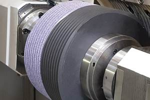 Norton's Xtrimium Dual Worm Wheel Performs Grinding and Polishing