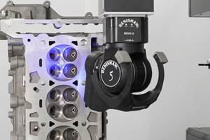 Renishaw RFP Probe Adds to Revo Measurement System Flexibility