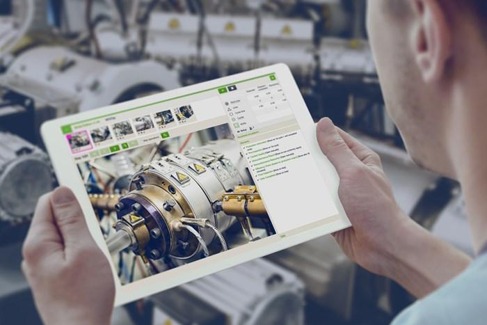 Screenshot of HyperMill CAD/CAM software from Open Mind Technologies