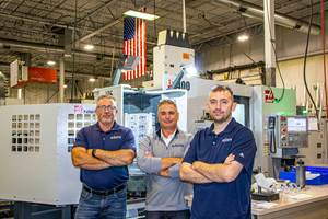New Horizons with a New Horizontal Machining Center