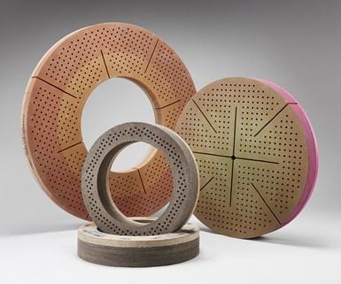 Norton Saint Gobain Stellar grinding discs