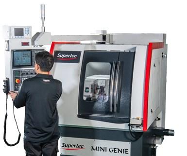 Supertec Machinery Mini Genie