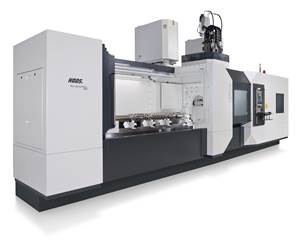 Haas Multigrind's CB XL Grinder Features Long Work Table