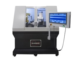 Glebar's CAM.3 Micro Grinder Offers Faster Medical Production