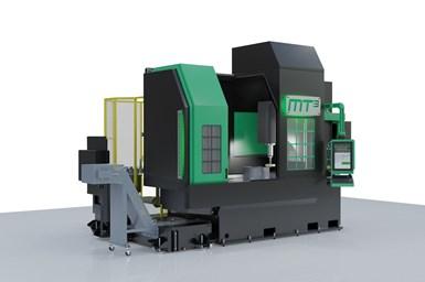 Bourn & Koch'sMT³ vertical cylindrical grinder