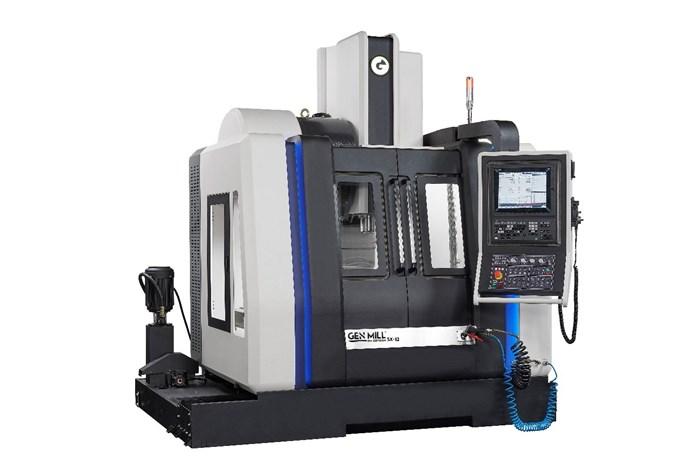 Expand Machinery's GenMill 5X-12 Eliminates Multiple Setups