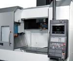 Okuma's Genos M660-V VMC Handles Large Workpieces in Small Footprint