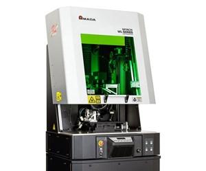 Amada Miyachi's WL-300A Laser Workstation Marks Larger Parts