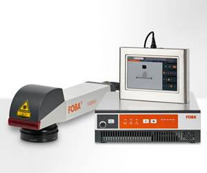 Foba's Y.0200-S Laser Marker Meets High Production Demands