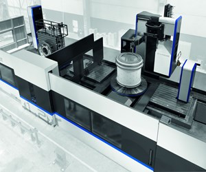 Soraluce FS 16000 Multitasking Machine Handles Large, Complex Workpieces