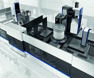 FS 160000 Soraluce machine