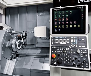 Nakamura-Tome JX-250 Multitasking Turn-Mill Provides Large Work Area