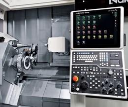 Nakamura-Tome JX-250 Multitasking Turn-Mill Provides Large Work Area