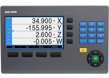 Acu-Rite's DRO300 Enables Control of Sinker EDMs