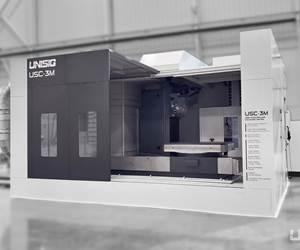 uniisig公司的USC-2M, USC-3M喷钻机设计用于生产模具制造