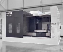 Unisig's USC-2M, USC-3M Gundrilling Machines Designed for Productive Moldmaking