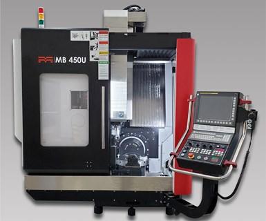 Methods Machine Tools MB 450U