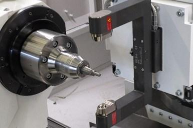 Fritz Studer laser measurement technology