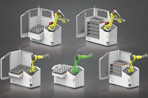 Agile's Machine Tending System Enables Lights Out Machining