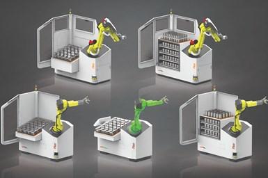 Agile Robotic Systems Introduces Compact Agile Flex CNC Models
