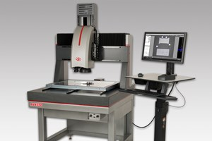 Starrett's AVX550 Delivers Accurate, Fast Measurements