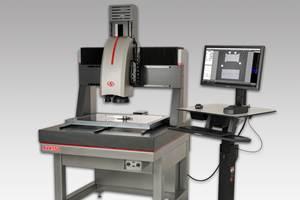 Starrett's AVX550 Delivers Accurate, Fast Measurements