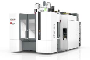 CHIRON Series 22 Machining Centers Emphasize Modularity