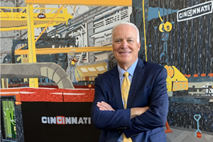 Cincinnati Incorporated Names Timothy Warning as President