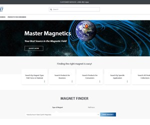 Master Magnetics Launches Redesigned Website