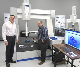 LK Metrology Launches Contract CMM Services