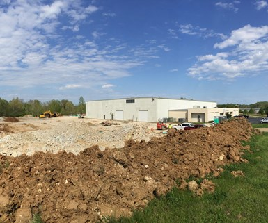 facility expansion