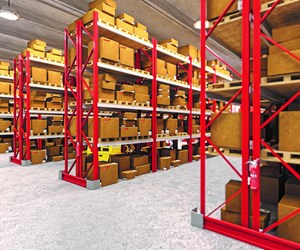 Starrag Relocates Parts Warehouse for Faster Shipping