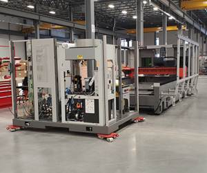 Bystronic Begins North American Assembly of Laser Machines at New HQ