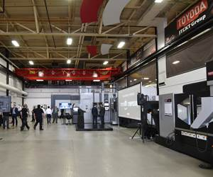 JTEKT Toyoda Americas To Host VIP Days Event