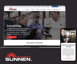 Sunnen Products Co. Launches Rebranding, e-Commerce Site