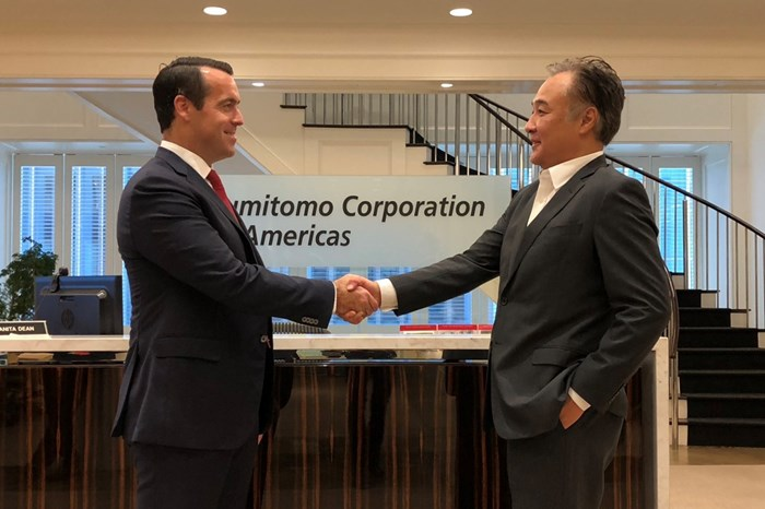 Sumitomo Increases Investment in Sintavia
