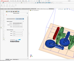 CAMWorks 2020 Provides SolidWorks Support