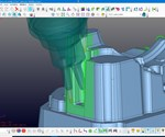 CAM-Tool Software Supports Simultaneous Five-Axis Machining