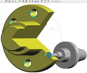 Edgecam 2021's Optimized Processing Increases CAD/CAM Productivity