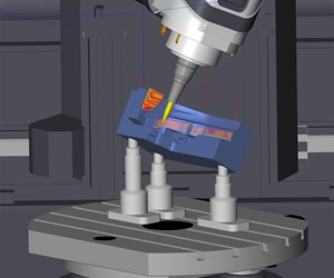 Open Mind's HyperMill CAD/CAM Software Optimizes Tool Paths