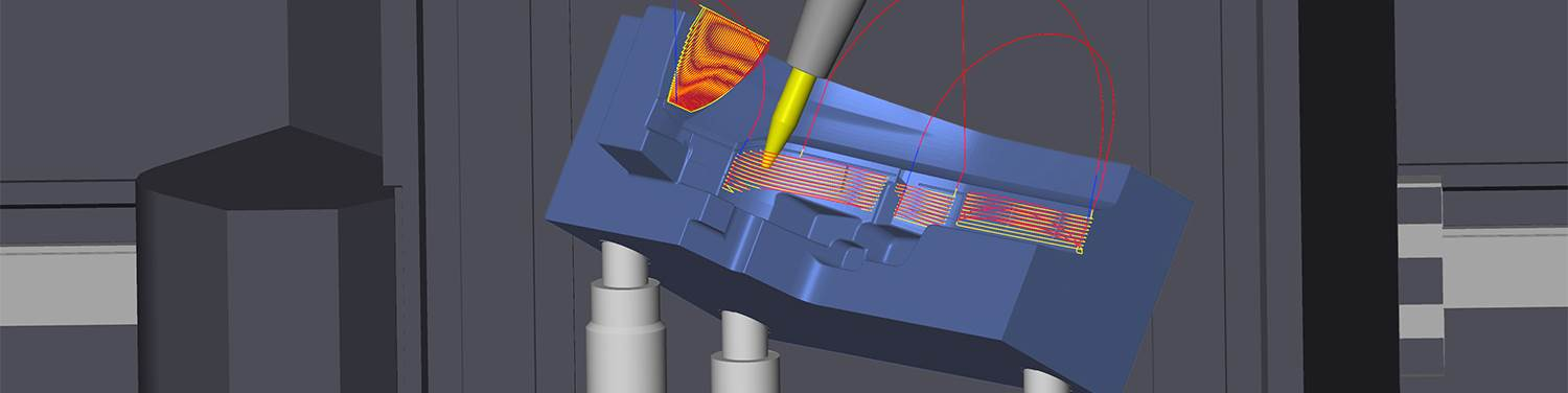 Screenshot of HyperMill CAD/CAM software from Open Mind Technologies