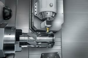 DP Technology's Esprit Supports DED Additive Manufacturing