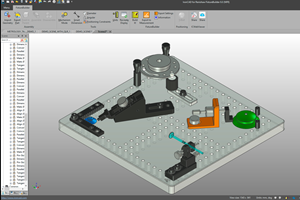 Renishaw FixtureBuilder 8.0 Reduces Set-Up Times