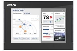Omron Soft NA HMI Improves Usability