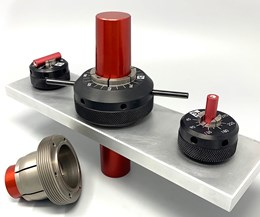 Mitee-Bite's Concentric OD Clamping Device Provides High Repeatability