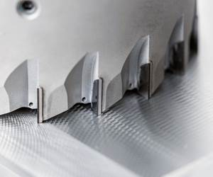 Mapal's FaceMill-Diamond PCD Milling Cutter Improves Chip Removal