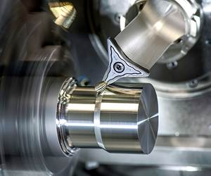 Ceratizit's FreeTurn Tooling Combines Different Cutting Edge Properties for Flexibility