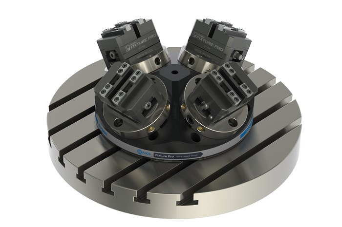 Jergens Pyramid Risers Provide New Angle for CNC Machining