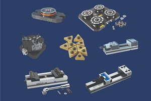 SMW Autoblok's Stationary Workholding Devices Save Time, Money