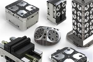 Mate Precision To Launch 52/96 Workholding Solutions in 2021